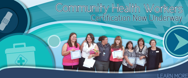 Community Health Workers Image