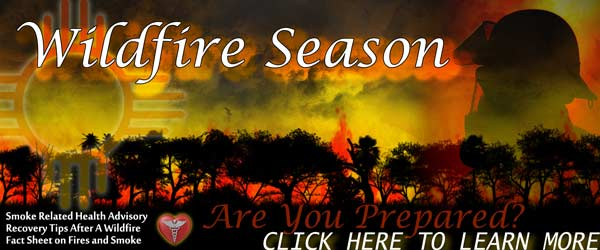 Wildfire Season Image