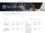 All job opportunities with the Division of Health Improvement are made available on the State Personnel Office website. This resource link will automatically filter the job listings on their website to show only positions with this division.