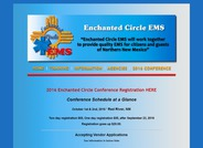 EMS Enchanted Circle 2016 Conference Registration