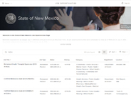 All nursing job opportunities with the New Mexico Department of Health are made available on the State Personnel Office website. This resource link will automatically filter the job listings on their website to show only positions with our department.