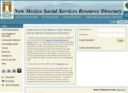 Social Services Resource Directory