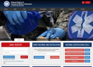 National Registry of Emergency Medical Technicians