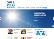 Safe Kids Worldwide is a global organization dedicated to preventing injuries in children, the number one killer of kids in the United States.