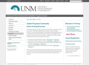 Autism Online Training E-Courses