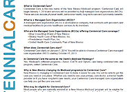 Care Coordination Frequently Asked Questions