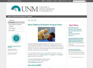 Early Childhood Evaluation Program