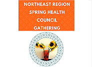 Health Promotion Spring 2018 Health Council Gathering