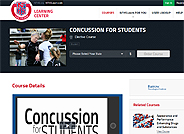 Concussion for Students Course