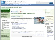 Knowing the basic facts about recreational water illnesses can make the difference.