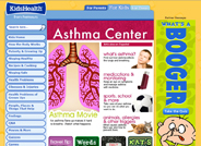 Links to government agencies, schools, and education organizations. You can search this site to learn about asthma basics.