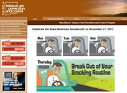 Tobacco Use Prevention and Control