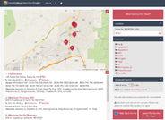 HealthMap Vaccine Finder is a free, online service where users can search for locations that offer immunizations. We work with partners such as clinics, pharmacies, and health departments to provide accurate and up-to-date information about vaccination services. Our goal is to make it simple for users to find a place to be immunized.
