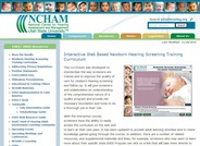 Newborn Hearing Screening Training Curriculum