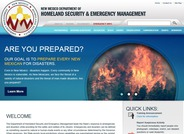 Department of Homeland Security & Emergency Management