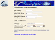 Public Water Supply Systems Search