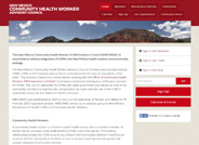 New Mexico Community Health Worker Advisory Council
